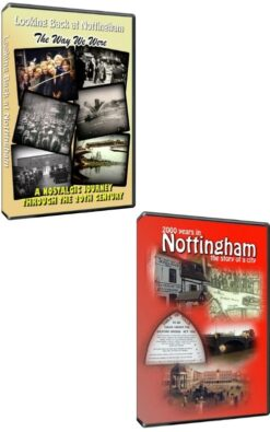 Nottingham The Way We Were and 2000 Years in Nottingham DVD Offer